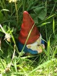 Gnome with Bird Latex Mould